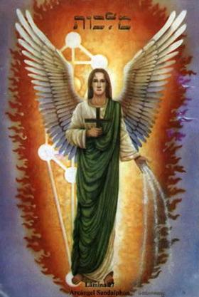 L'Arcangelo Sandalphon