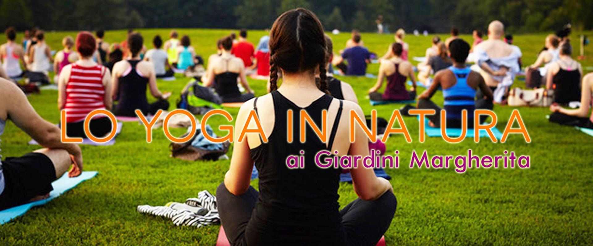 yoga al parco bologna
